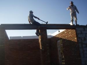 фото - как построить недорогой дом своими руками. фотоотчет этапов строительства