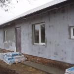 фото - Железнение поверхности стен для предохранения от воздействия атмосферных осадков. Железнение штукатурки