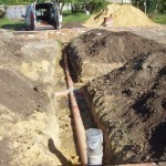 фото - трубы для сооружения внутренней канализации