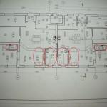 фото - Внутренная канализация. Помещения (ванная, кухня, туалетная комната на веранде), в которых будет установлено сантехника