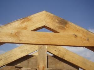 висячие стропила, как сделать крышу своими руками