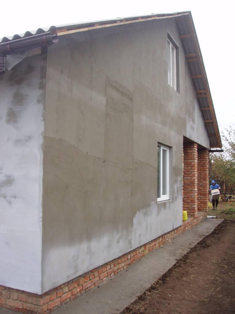 фото - как правильно утеплять внешние стены из газосиликата. как построить дом