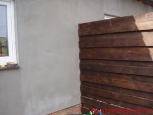 фото - деревянный забор