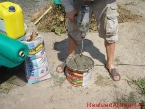 фото - для утепления необходимы: сетка для армирования, клей для крепления ЭППС и грунтовка